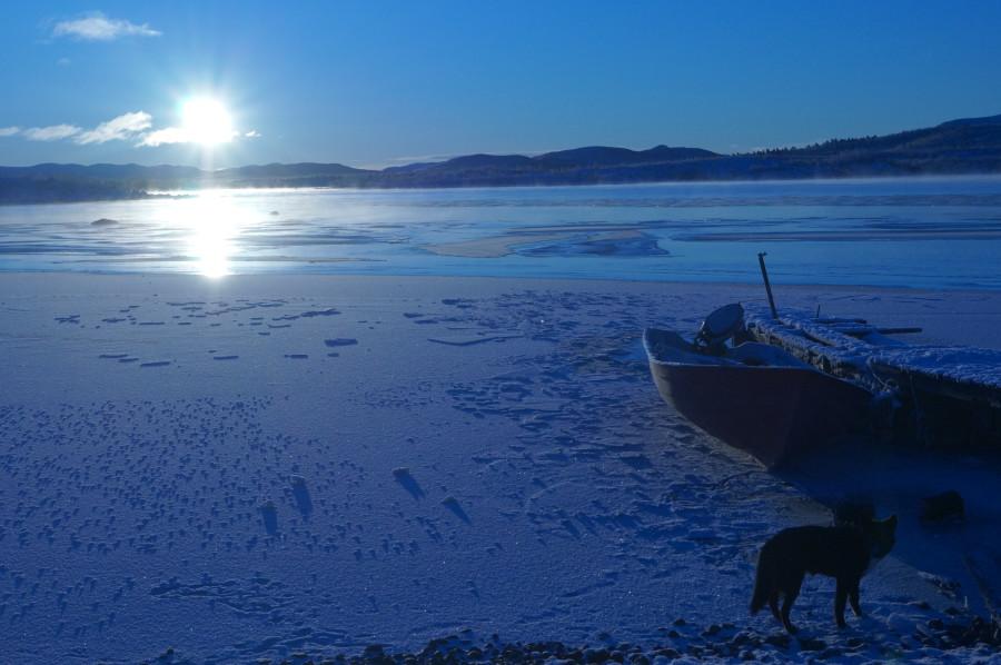 boat longing for spring